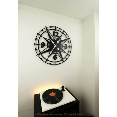 Horloge design Labyrinth