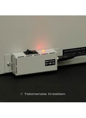 Ambient led lamp Cracow energy switch