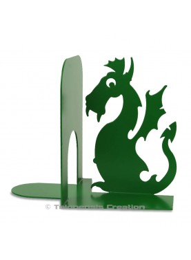 Bookend the Wawel Dragon and the Cracow folk